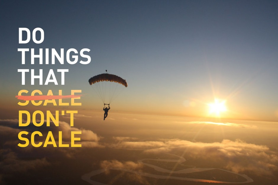 Do-things-that-scale