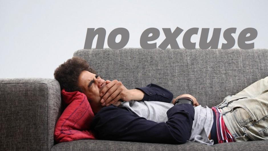 No-excuse